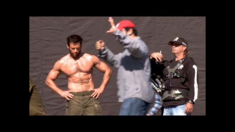 THE WOLVERINE Making Of Video B Roll