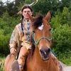 Ранчо Свободные лошади. Ковбои и индейцы