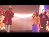 Shakira feat.Wyclef Jean - Hips Dont Lie(Oral Fixation Tour)