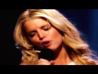 Jessica Simpson — Take My Breath Away (Live)