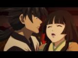 Garo: Guren no Tsuki (Crimson Moon) TV-2 / Гаро: Багровая луна ТВ-2 - 4 серия | Itashi & Ados [AniLibria.Tv]