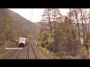 Fuhrerstandsfahrt linke Rheinstrecke - Mittelrheintal (BIN-KO) im Dezember