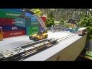 Kombimodell Hupac Containerterminal H0 Durkheim Ost