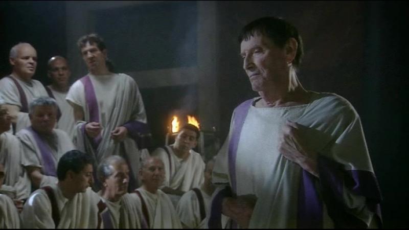 Древний Рим Расцвет и падение империи Революция BBC