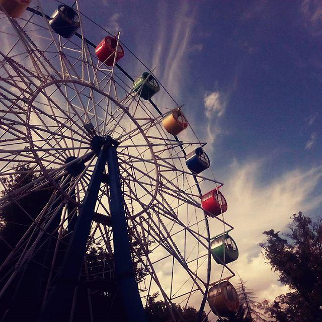 Анонс мероприятий в городском парке имени Горького в Таганроге с 4 по 6 сентября