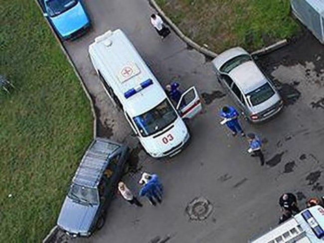 В Таганроге мужчина после ссоры с супругой выпрыгнул из окна 7 этажа