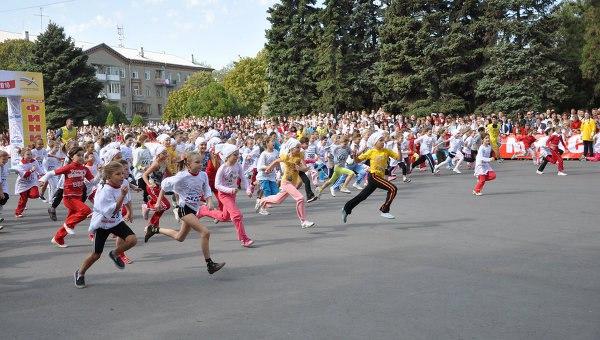 В Таганроге пройдет «Кросс Нации 2015»