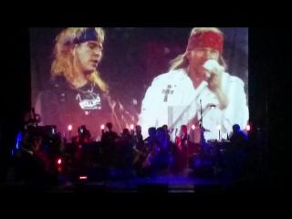 Guns N' Roses в исполнении Камерной группы «résonance» (Дзержинск ДКХ 28.10.2015г.)