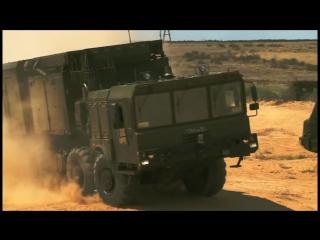 ЗРК С-400 Триумф. Войсковые испытания. (Army tests Anti-aircraft missile system S-400 Triumph.)