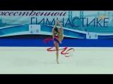 Дина Аверина - лента // Первенство России 2016