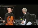 Бенжамин Зандер Benjamin Zander мастер-класс по игре на виолончели, как понимать классическую музыку