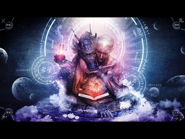 Relentless Entheogenic Awakening Psybient Downtempo Deep Trance Mix
