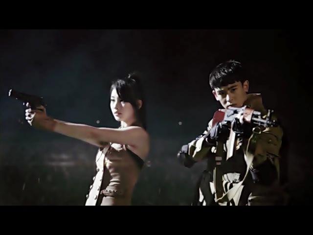 2PM Nichkhun 수지 Suzy 미쓰에이 Miss A นิชคุณ CrossFire Full Video 크로스파이어 닉쿤 hush touch adtoy heartbeat