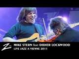 Mike Stern, Didier Lockwood, Dave Weckl &amp Tom Kennedy - KT - LIVE