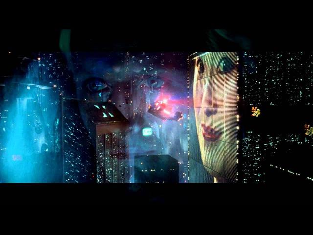 Technomancer - Blade Runner