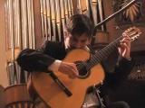 Artyom Dervoed plays Paco de Lucia's Taranta