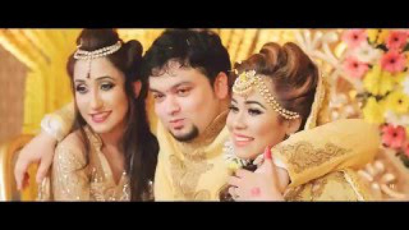 Nusrat Ony's Holud A Cinematic glimpse from Weddings inc