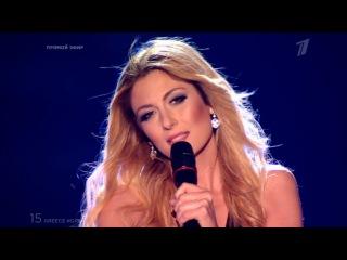 Евровидение 2015 - Греция. Maria-Elena Kiriakou. `One Last Breath`. Финал. Евровидение 2015 - Первый канал