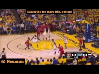Houston Rockets vs Warriors - Game 5 - Full Game Highlights | April 27, 2016 | NBA Playoffs