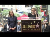Speech at Jodie Foster Ceremony Hollywood Walk of Fame