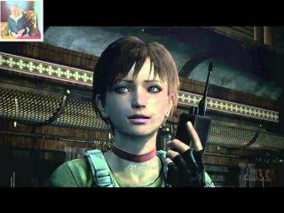 Resident Evil 0 Zero HD Remaster на PC Прохождение Rebecca Billy Вячеслав
