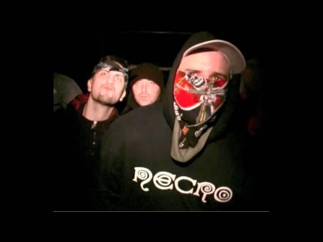 Necro -Your Fuckin Head Split