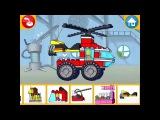 Lego Juniors! Лего Игры! КРУТАЯ МАШИНКА! Мультик Лего для МАЛЬЧИКОВ И ЛЕГО ДЛЯ ДЕВОЧЕК!
