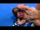 Submission Girl vs Boy Amanda Leve vs Wyatt Sellers at Grapplers Quest UFC No Gi Grappling