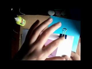Блокнот своими руками без сшивания