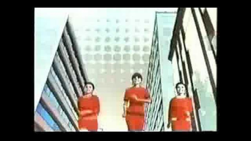 Renown 1960s Japanese clothing commercial YeYe
