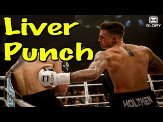 Liver Shot Punch Technique   How To Set Up The Liver Punch Knockout