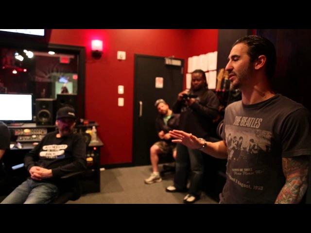 Godsmack: The Making of 1000hp Webisode 3
