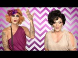 RuPaul's Drag Race Fashion Photo RuView with Raja and Mrs. Kasha Davis: Season 4 Episode 6