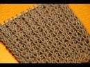 Вязание спицами для начинающих Английская резинка Knitting for beginners British gum