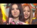 160226 뮤직뱅크 이번주 1위(No.1) 여자친구(GFriend) - 시간을 달려서(ROUGH) @ Music Bank