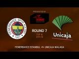 Highlights: Fenerbahce Istanbul-Unicaja Malaga