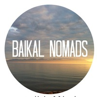 Логотип BAIKAL NOMADS - Perfect Sound Selection