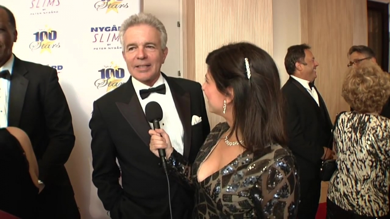 Major Crimes The Closer star TONY DENISON Night of 100 Stars Oscar Party