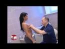 Елена Беркова вставляет силикон News Блок MTV 2012