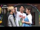 AS4U S4 EP 6 f(x) Amber & T-ARA Soyeon