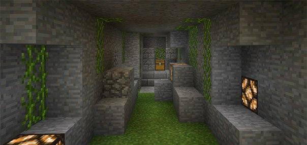 Карта Trials для Minecraft PE 0.14.X