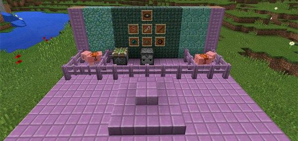 Текстуры с PC для Minecraft PE 0.14.X