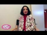 Ванесса Хадженс и Карлос ПенаВега говорит о том, какого работать с Диди Конн (19.01.16)