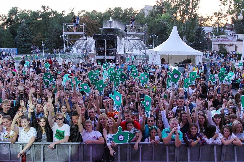 «Звери» собрали на MEGAFONLIVE более 30 000  ростовчан
