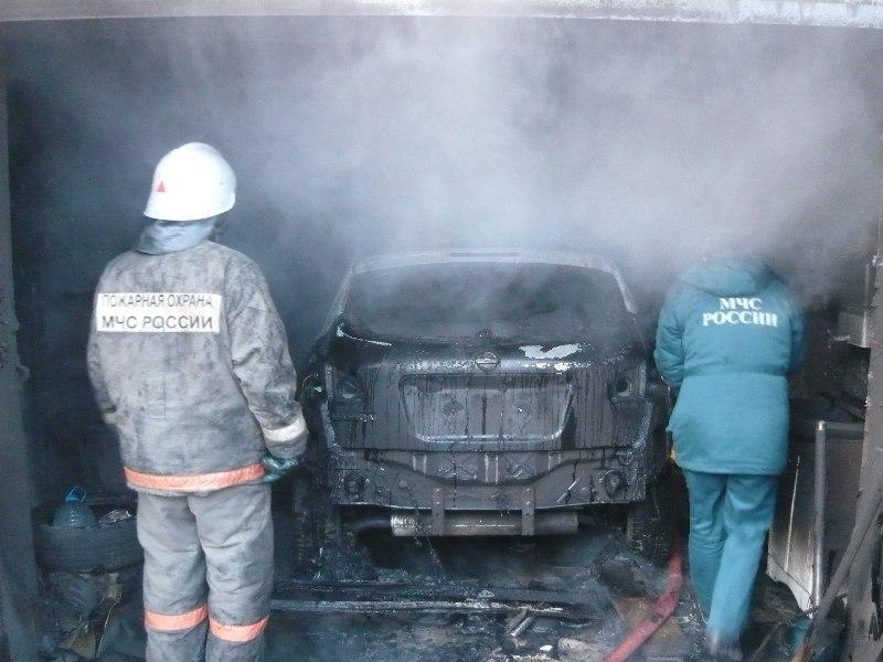 Под Таганрогом в Гаевке произошел пожар