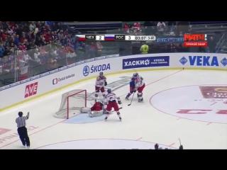 Хоккей. Евротур 13.02.2016. Чехия 2 - 4 Россия ⁄ Hokej. Eurotrip. Česká republika 2 - 4 Rusko