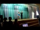 Міс школи №16 Христина Іванишин талант!
