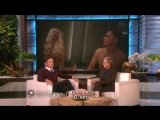 Matt Bomer Gets Naked with Lady Gaga (RUS SUB)