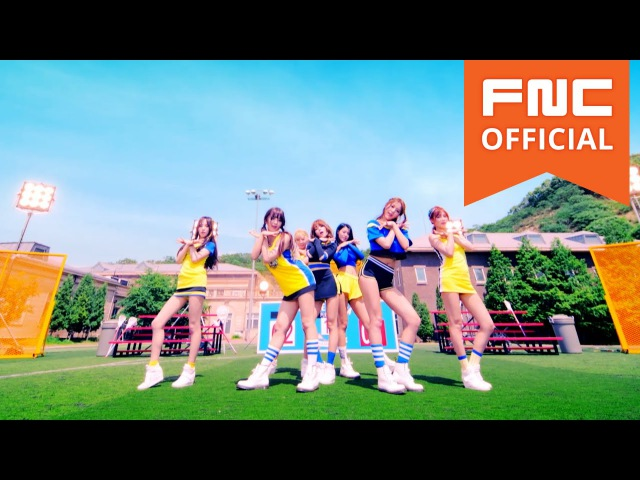 AOA - 심쿵해 (Heart Attack) Music Video