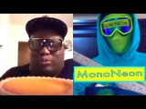 MonoNeon Music for man's reaction after eating Patti LaBelle's Sweet Potato Pie